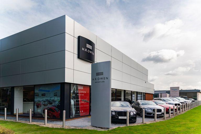 成功多多在英國投資的豪車經銷商