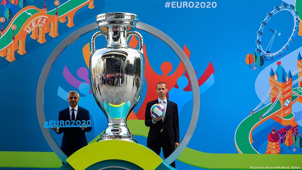 2020歐洲杯即將開踢