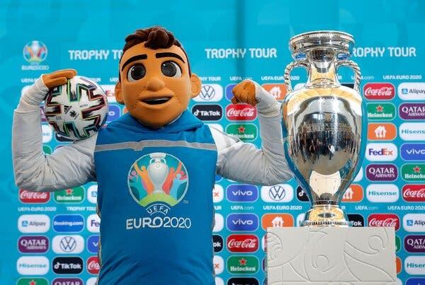 歐洲杯今年沒有單一東道主